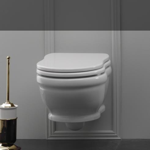 Wand-WC der Serie Time Collection von GSG   weiß