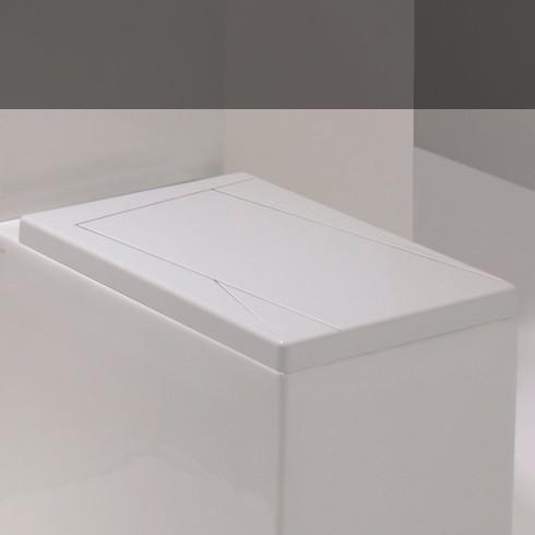 WC-Sitz Serie Oz | weiß
