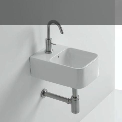 Waschbecken Normal 01C | wandhängend installiert