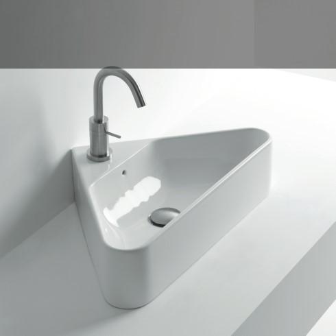 Waschbecken Normal 04C | aufgesetzt installiert