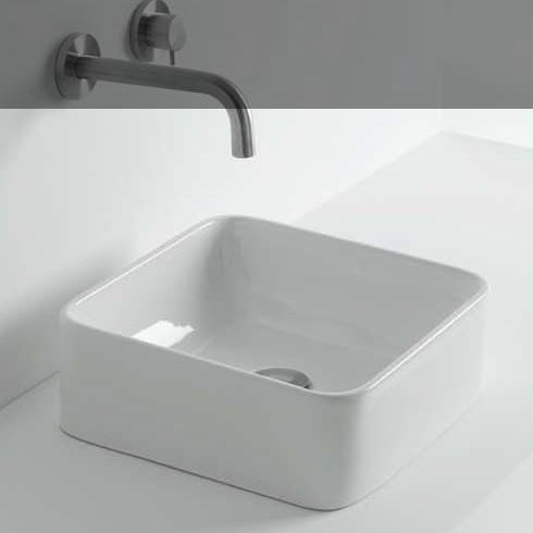 Waschbecken Normal 02S | aufgesetzt installiert