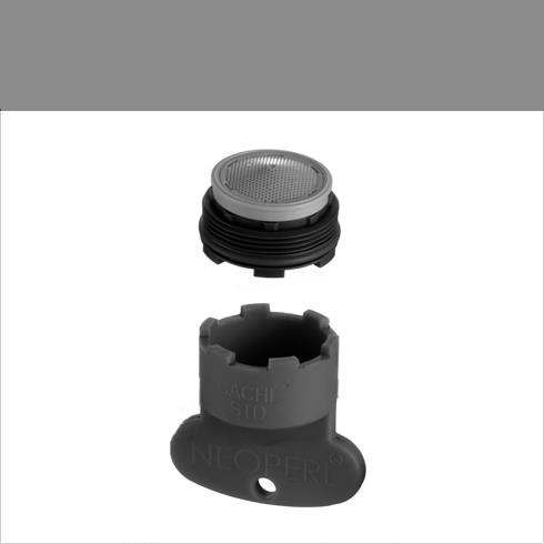 Perlator mit Schlüssel Q802 | Durchflussklasse 1,9 l/min