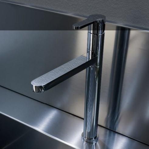 Treemme Küchenarmatur Klab | chrom | schwenkbarer Auslauf