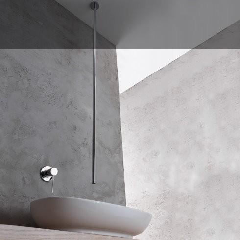 Treemme | Einhebelmischer Up mit Deckenauslauf | chrom | Auslauflänge: 1600mm