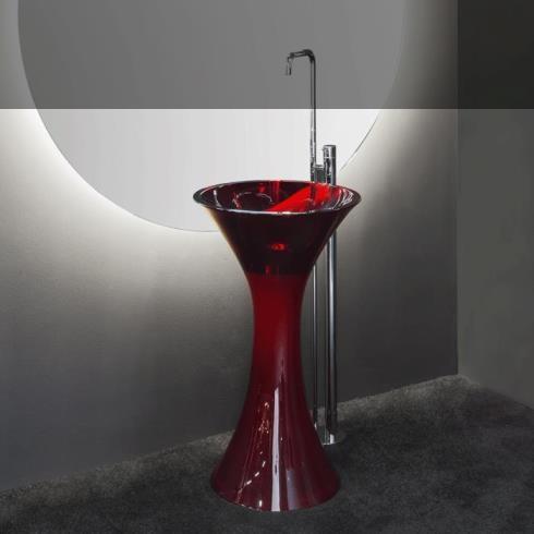 Standwaschschale Calice | Vetroghiaccio