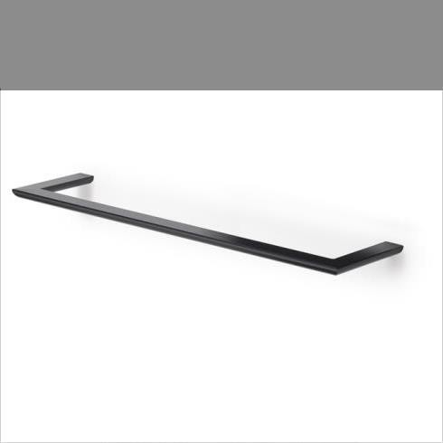 Regia | Handtuchstange 40cm | schwarz