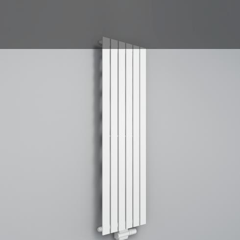 Heizkörper Arezzo | weiß | 455mm x 1600mm