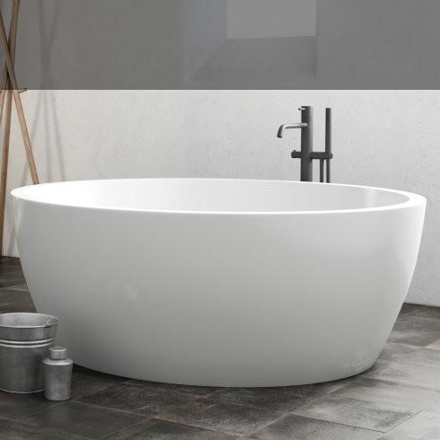 Banos10 | Badewanne Keta | weiß | 150cm Durchmesser
