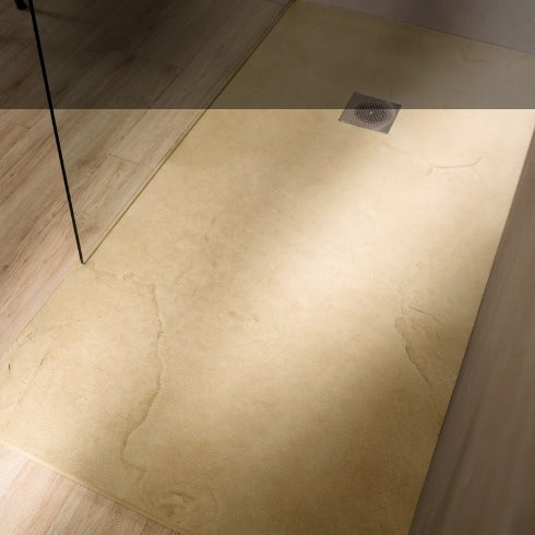 Banos10 | Duschboden Elements | Farbton: Caliza