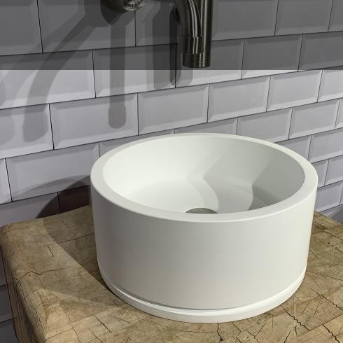 JEE-O | Waschschale Soho | 36x36x18cm | aus DADOquartz