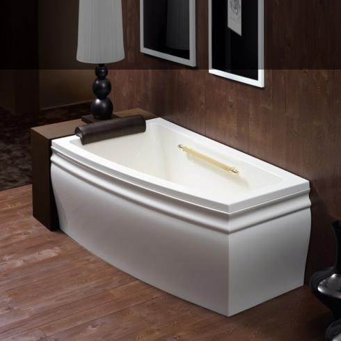 Badewanne Blanque 160x190 | Linksversion (SX)
