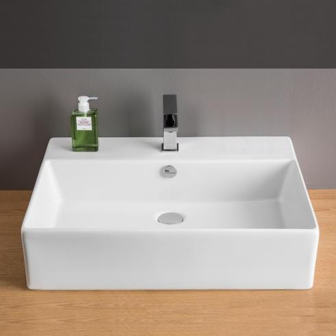 Art Ceram Quadro 65 | Waschtisch | 65cm |