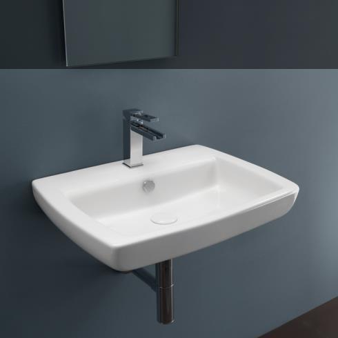 GSG | Waschtisch Lilac | 60x45 | weiß glänzend