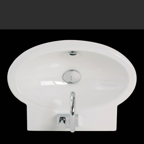 GSG | Waschtisch Dunia | weiß glänzend