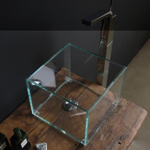 Aufsatz-Waschschale Glass | 31cm