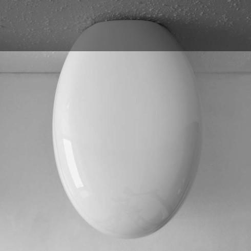 WC-Sitz Serie Touch | weiß