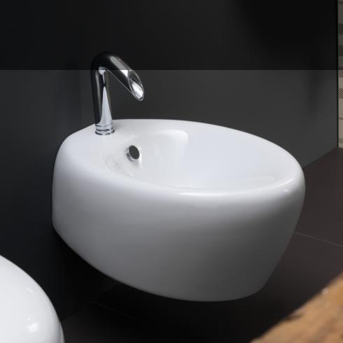 Ceramica GSG | Wand-Bidet | Serie TOUCH | 55 cm