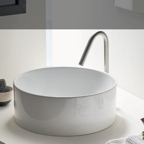 Axaone Einbau-Waschschale DP153 | 40x40x15,3
