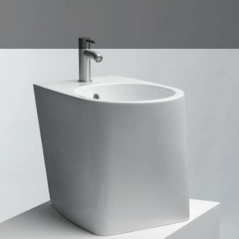 Axaone | Standbidet Serie DP | weiß