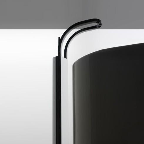 Philo | Standmischer für Waschtisch | chrom