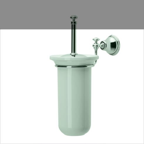 WC-Bürstenhalter 8200 | chrom
