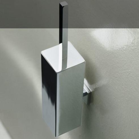 WC-Bürstenhalter Quadra | chrom