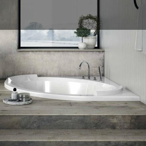 banos10 eckbadewanne bravatta 150x150 extra tiefe badewanne verschiedene massagesysteme. Black Bedroom Furniture Sets. Home Design Ideas