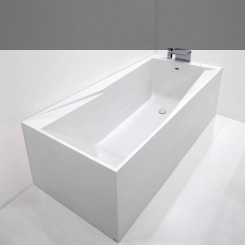 GSG Ceramic Design | Freistehende Badewanne OZ | Außenmaß: 180x80 ...