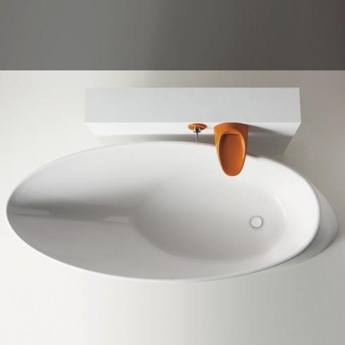GSG Ceramic Design | Freistehende Badewanne Touch | Außenmaß: 205x80 ...