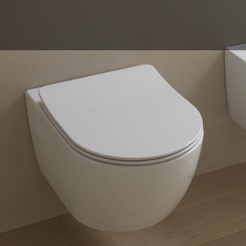 Gsg Ceramic Design Wand Wc Serie Like Spulrandlos 53cm