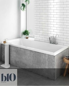 Banos10 | Badewanne Jazz | 160x75