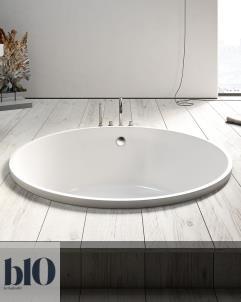 Banos10 | runde Badewanne Toba | 150cm