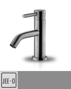 JEE-O | Waschtischarmatur Slimline | Edelstahl gebürstet | Lammert Moerman