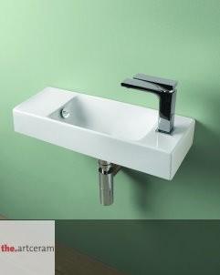 Handwaschbecken Brick | weiß