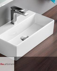 Art Ceram Quadro | Waschtisch | 50x27cm |