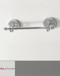 Art Ceram | Handtuchstange Versailles | 45cm | chrom