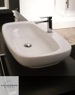 Waschtisch Dial 90 | weiß | Aufsatzversion DL55