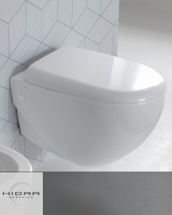 Wand-WC Serie ABC | Soft Close Sitz