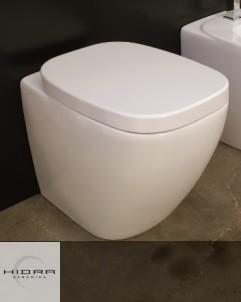 Hidra   Stand-WC Dial   weiß