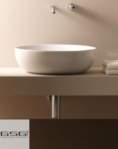 GSG Ceramic Design | Waschschale Easy 45 rund