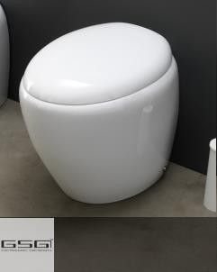 GSG | Stand WC | Serie Touch | Soft Close WC-Sitz