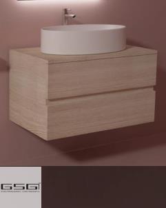 GSG | Mole | Waschtischunterschrank mit 2 Auszügen | 100cm |