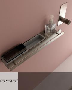 GSG | Modulares Ablagesystem Fill | 60cm | mit Ablagebox