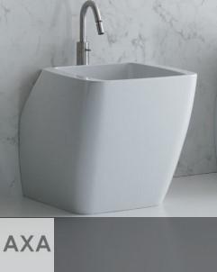 AXA | Serie 138 | bodenstehendes Bidet mit Hahnlochbank