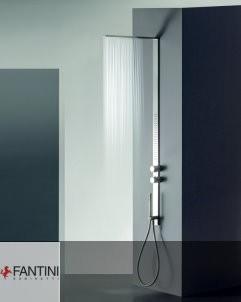 Fantini Milanoslim | Edelstahl | Regenbrause