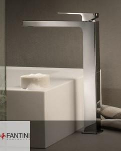 Fantini Einhebelmischer hoch Serie Mint | chrom