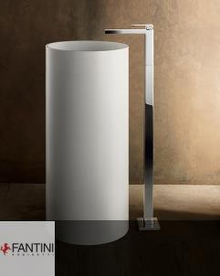 Fantini Standarmatur für Waschtisch Mint | chrom