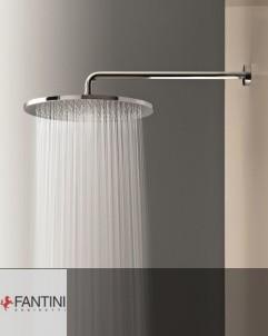 Fantini Regenbrause | 360mm | wandmontiert mit 45cm Wandarm