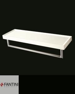 Fantini Young | Handtuchhalter mit Ablage | 50cm