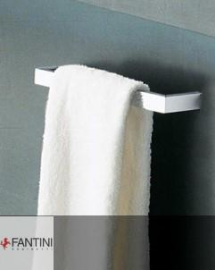 Handtuchhalter Linea | chrom